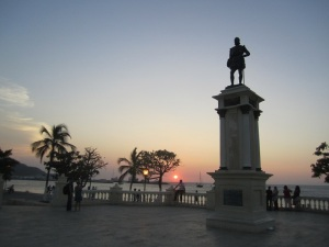 Another day gone in beautiful Santa Marta